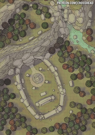 FOREST MAP SIX 2