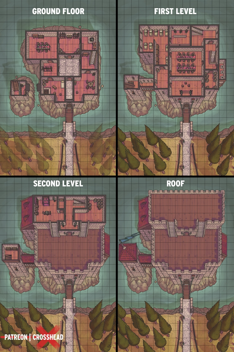 KEEP - CASTLE - FORT D&D PATHFINDER BATTLEMAP.jpg